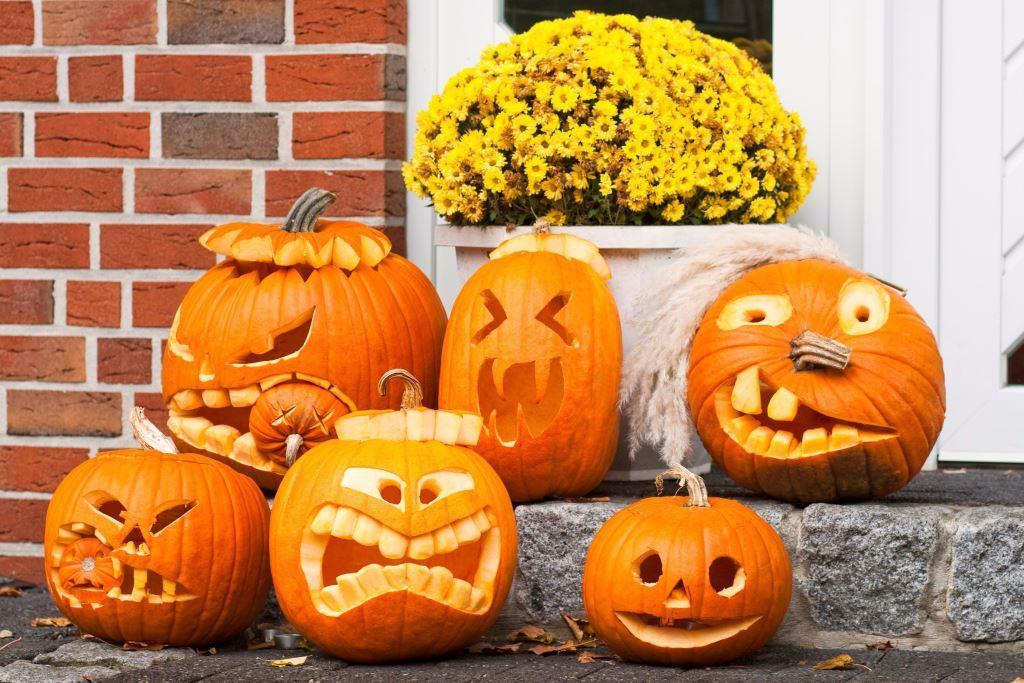 Moderno Hacer Calabazas Para Halloween Elaboracin Ideas de