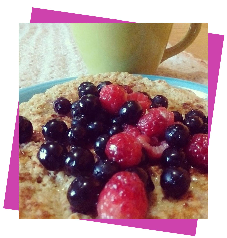 Desayuno Fitness N° 3