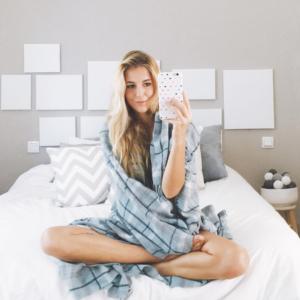 Selfie casa
