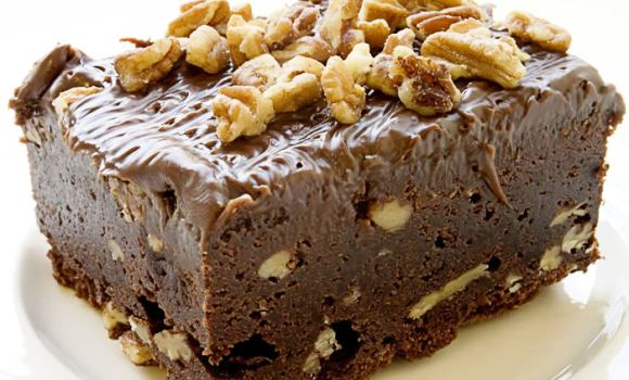 Gustico fitness - Bizcocho de chocolate