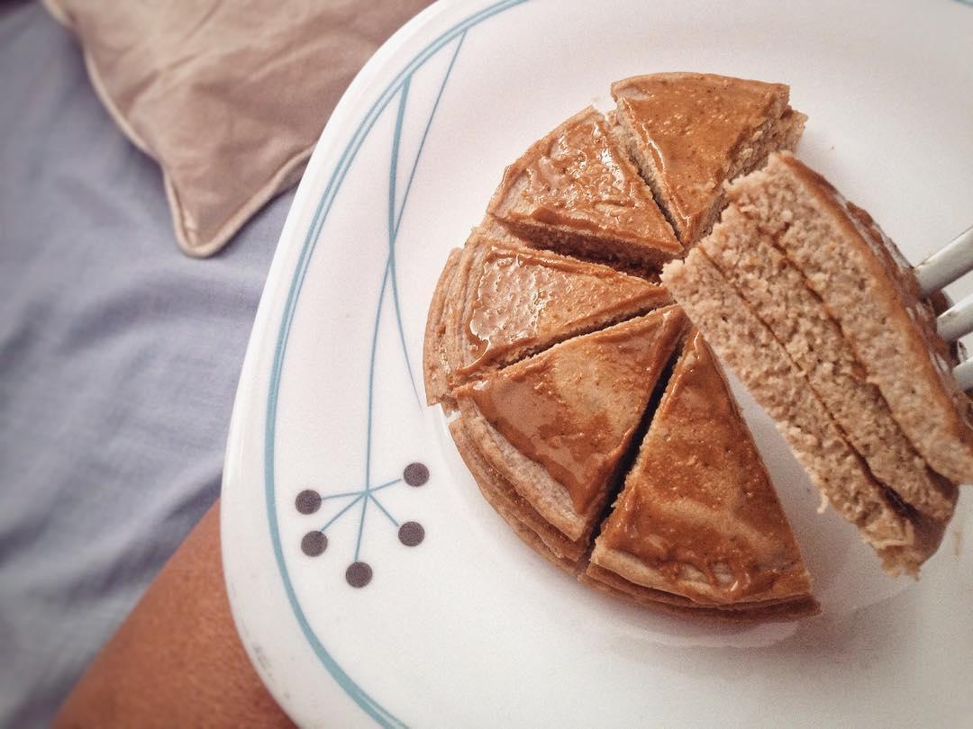 Tortitas de Avena para un desayuno saludable y energético. Gema Nutrafit