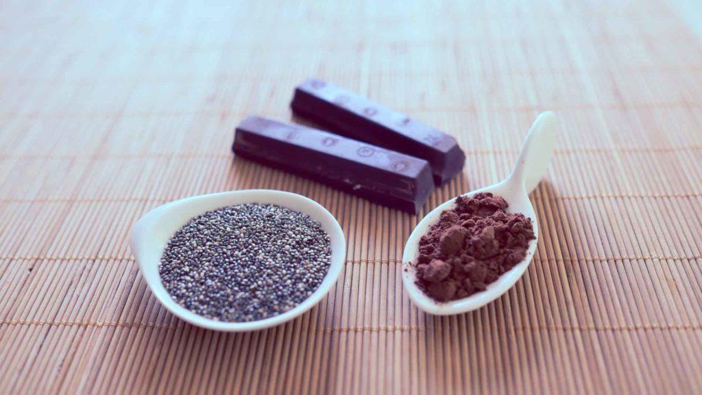 Antioxidantes para rejuvenecer, el chocolate negro