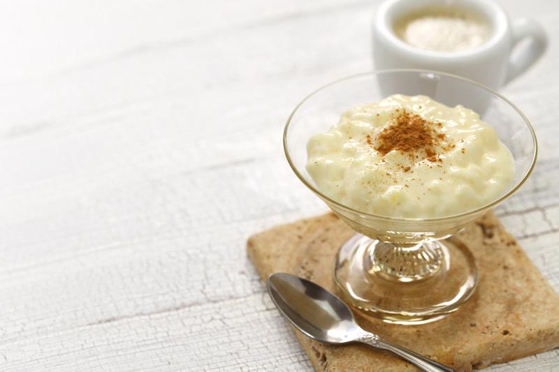 recetas veganas fáciles y ricas arroz con leche