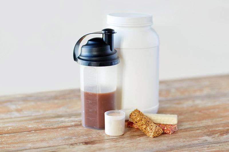 batidos de proteína para adelgazar