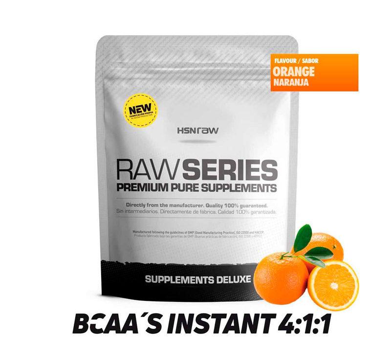 Aminoácidos esenciales BCAA's