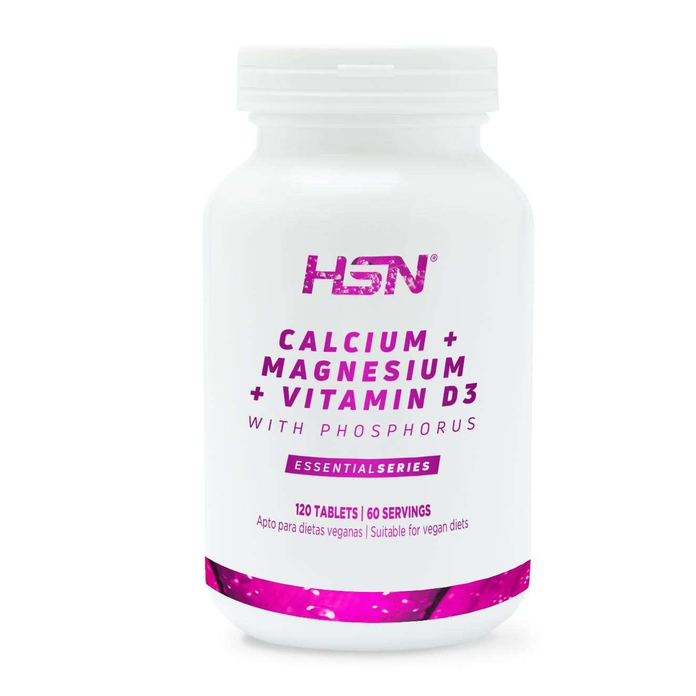 magnesio + vitamina d3
