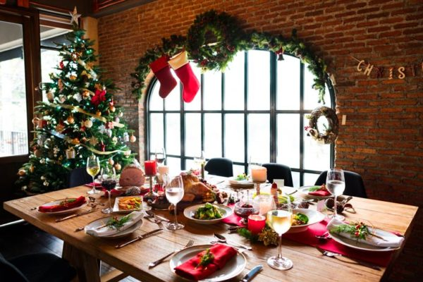 Menú sano navidad cena