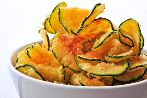 chips calabacin