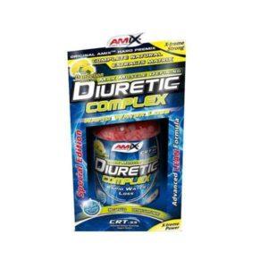 DIURETIC COMPLEX, suplemento diurético para la retención de líquidos.