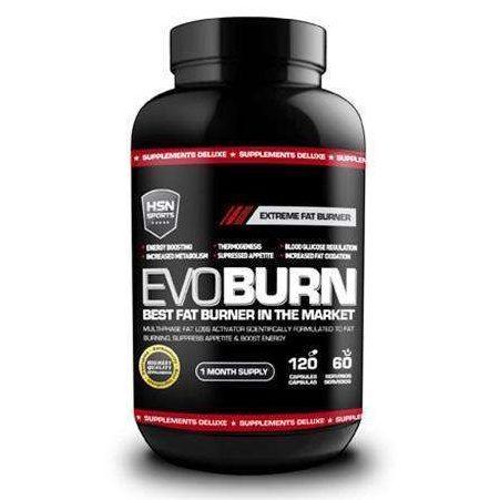 Evoburn, perfecto para quemar grasa