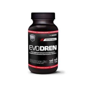 Evodren suplemento diurético para la retención de líquidos.