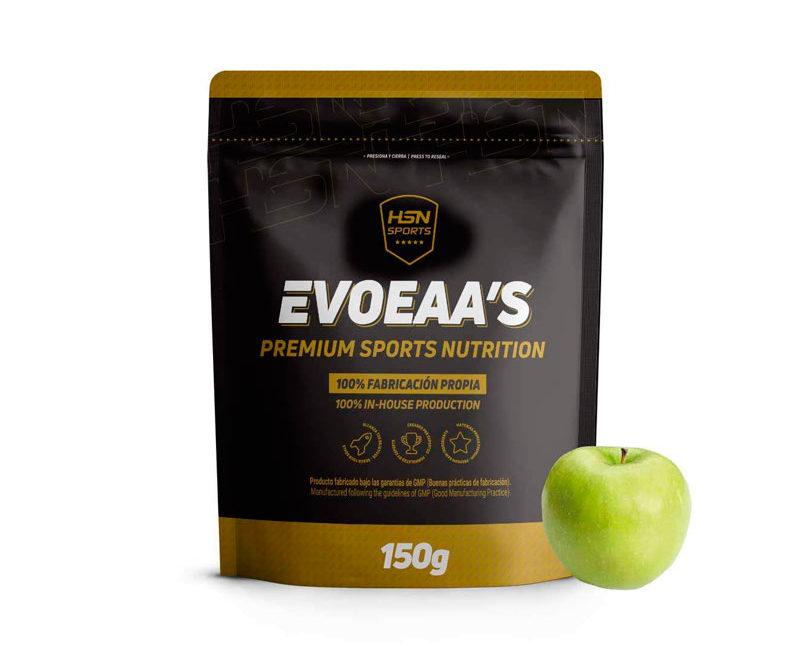 Aminoácidos esenciales Evoeaa's