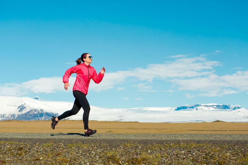 gafas de sol deportivas mujer running