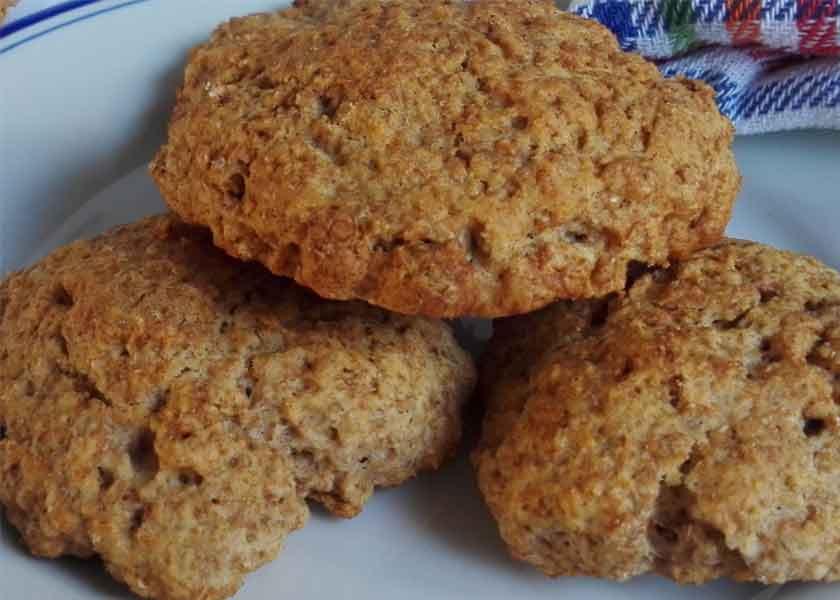 Cookies-avena-almendra