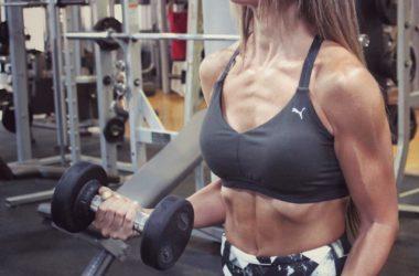 gemanutrafit entrenamiento con pesas en sala fitness de o2cw malaga