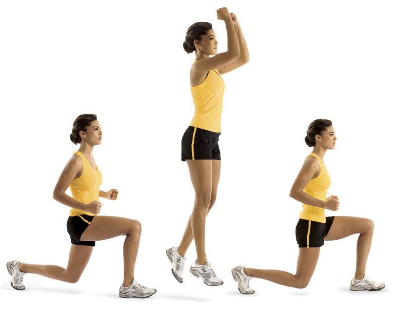 lunges-ejercicios-en-casa