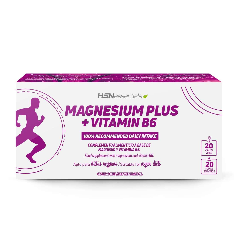 Magnesio Plus + Vitamina B6