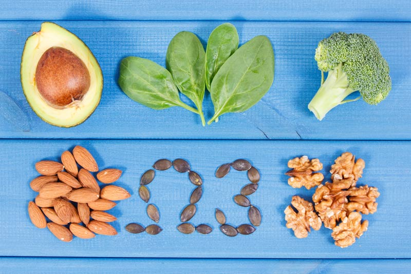 cómo bajar el colesterol omega 3