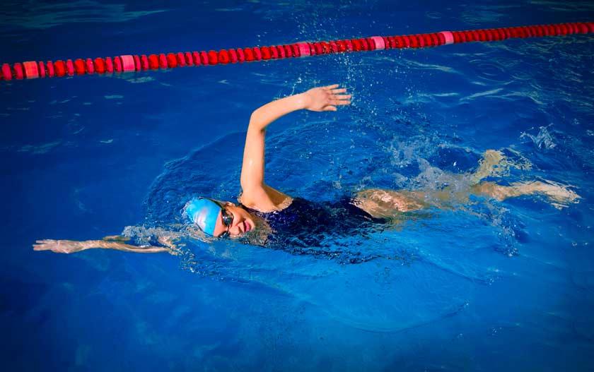 natación-crol