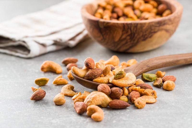 batidos de proteína para adelgazar frutos secos