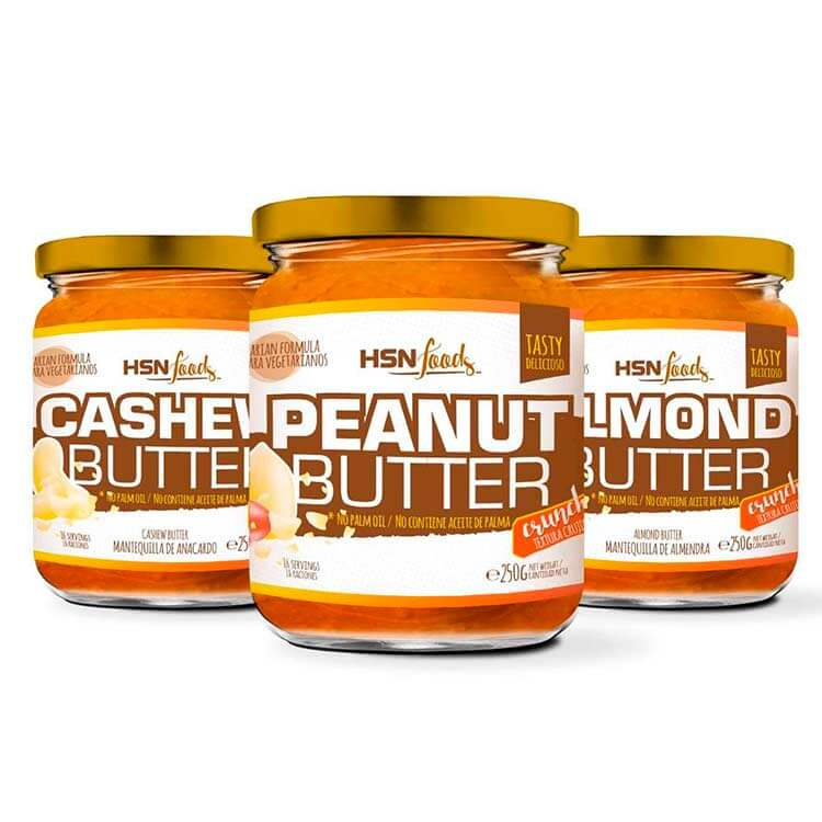 suplementos-de-proteinas-cremas-250g-pack-degustacion-hsn-foods