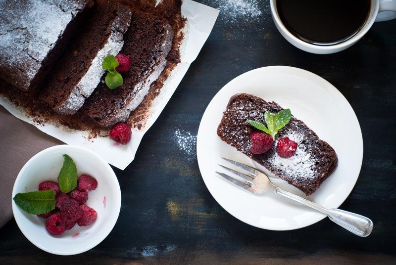recetas veganas fáciles y ricas tarta de chocolate