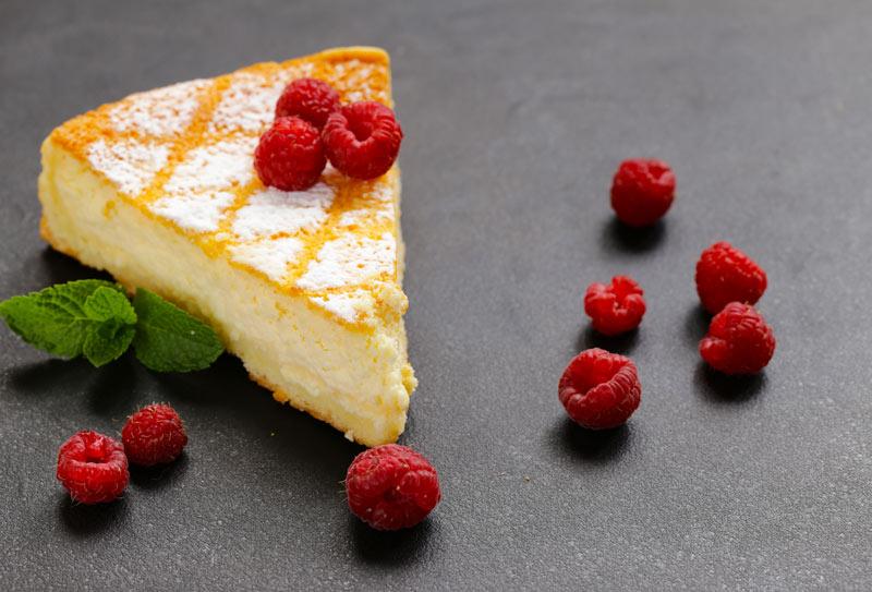 recetas veganas fáciles y ricas tarta de queso