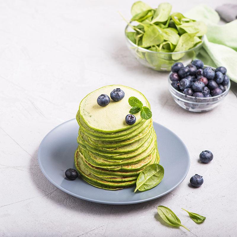 green-tortita
