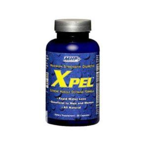 XPEL, suplemento diurético para la retención de líquidos.